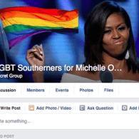 White Pride Facebook Group Descendsinto Chaos AfterReporter Spams OutPro-LGBT, Pro-Obama Messages