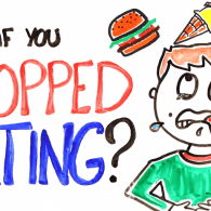 What Happens to Your Body If You Stop Eating Food? (Hint: It Isn't Pretty) – VIDEO