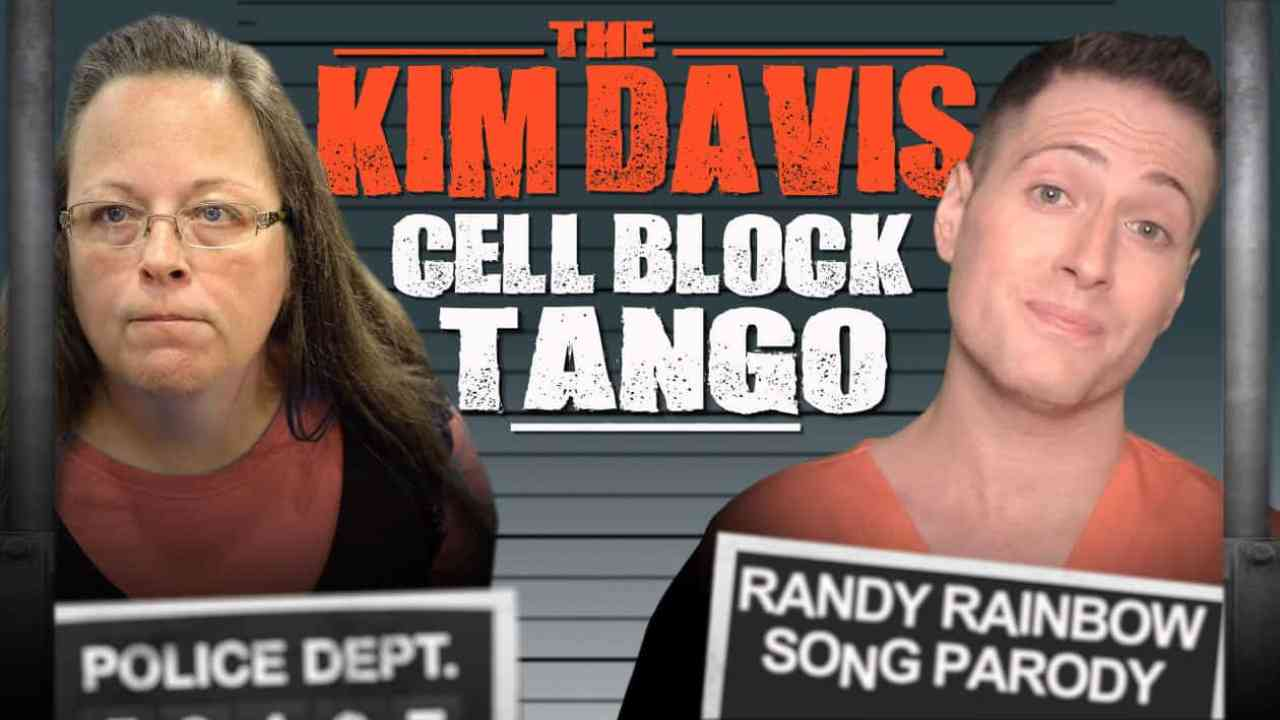 Kim Davis Cell Block Tango