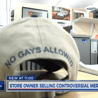 Tennessee Hardware Store's Anti-gay Merchandise is Flying Off the Shelves: VIDEO