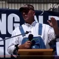 Husband, Pastors Praise Kim Davis For 'Going to Jail for Jesus Christ' at Insane TN Rally: VIDEO