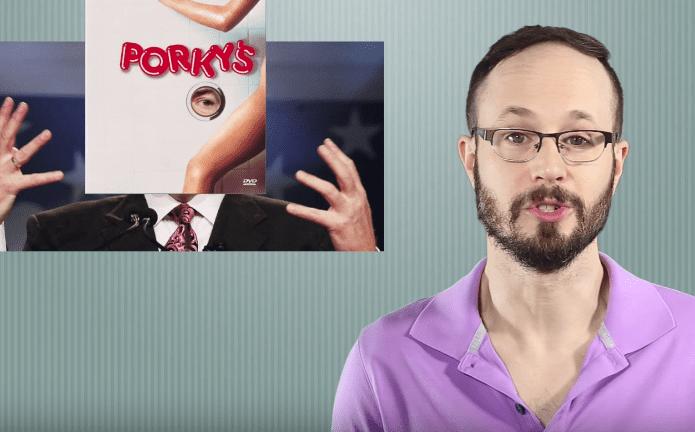 Matt baume debunks transphobic bathroom panic myths video towleroad gay news for Pro transgender bathroom arguments