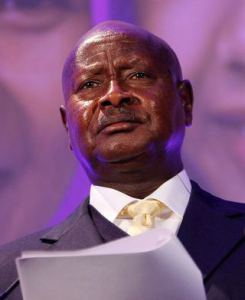museveni, anti-gay law