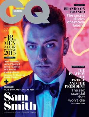 Sam Smith GQ