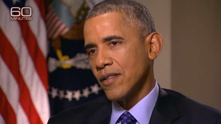Barack Obama 60 Minutes