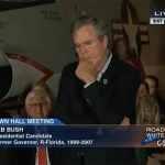 Jeb Bush space shuttle