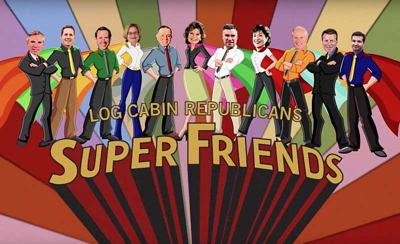 Log Cabin Republicans Superfriends