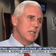mike pence indiana jacksonville lgbt