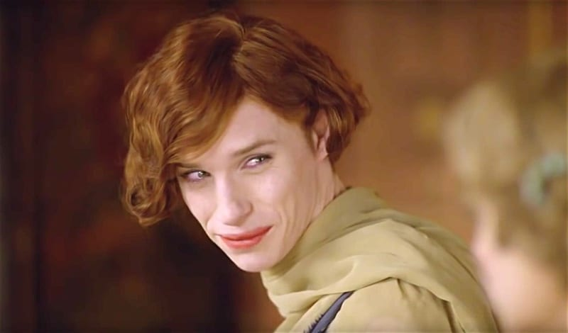 Eddie Redmayne The Danish Girl trailer