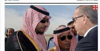 Saudi prince headline of the day