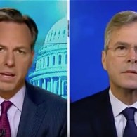 Jeb Bush Comes for Donald Trump, Defends George W. Bush on CNN's 'State of the Union' – WATCH