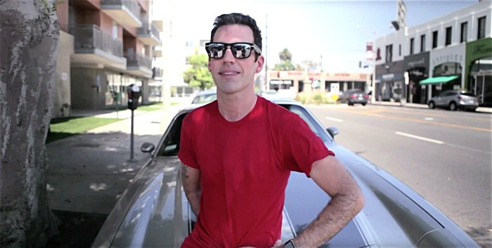 Get a 'Mouthfeel' of L.A.'s Veggie Burger Joints with the Hysterical John Roberts: WATCH