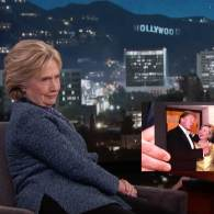Hillary Clinton Talks Trump, Jeb Bush, Ben Carson, Booze, and Bill Clinton: WATCH