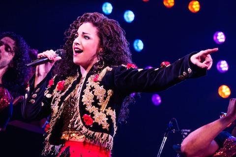 Gloria Estefan Musical On Your Feet