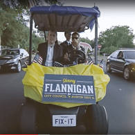 Gay Politician Buys JebCanFixIt.com, Says Bush Stole Campaign Slogan – VIDEO