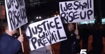 dallas lgbt protest