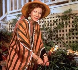 Olympia Dukakis as Anna Madrigal in the TV adaptation of 'Tales of the City'