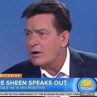 charlie sheen gay