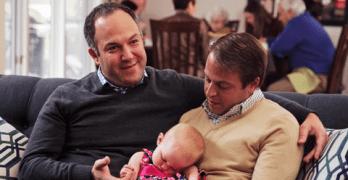 gay dads allstate