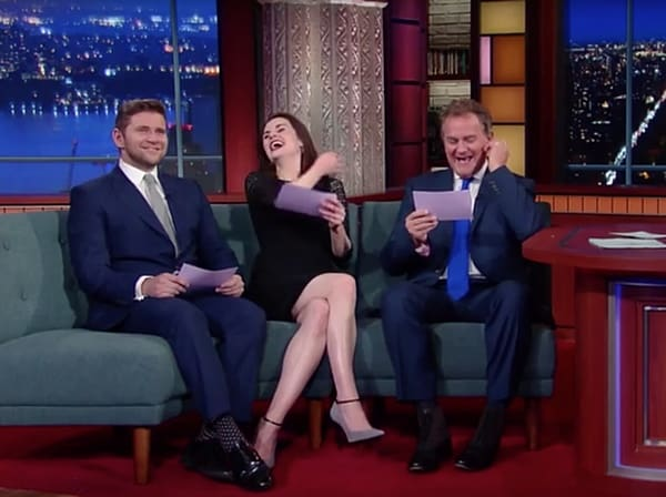 Downton Abbey with American accents