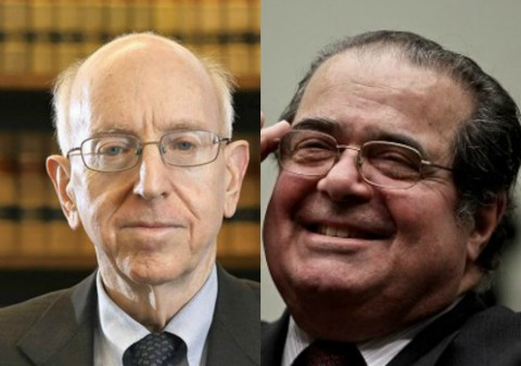 richard posner and antonin scalia