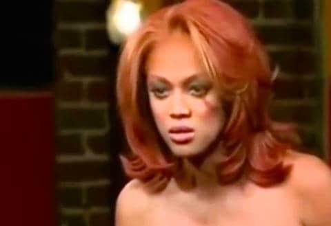 Tyra banks gay theory