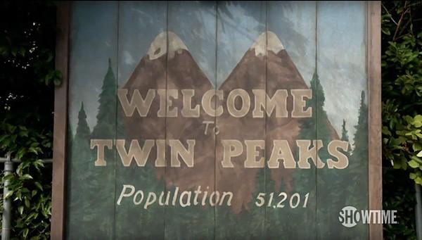 Twin Peaks teaser