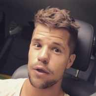Charlie Carver Shares Photo of Himself Hiking in the Nude
