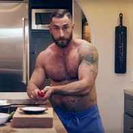 The Bear-Naked Chef is Back and He's Serving Shrimp and Pecs: WATCH