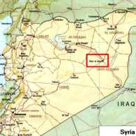 Syria Deir ez-Zor