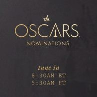 Watch Oscar nominations
