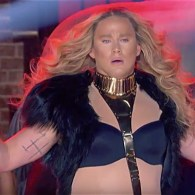 Channing Tatum Brought Beyoncé to Last Night's Lip Sync Battle: WATCH