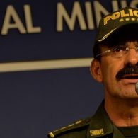 Colombia Police Chief Rodolfo Palomino Quits in Gay Prostitution Ring Scandal
