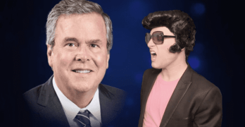 jeb bush randy rainbow