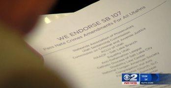 hate crimes bill Utah