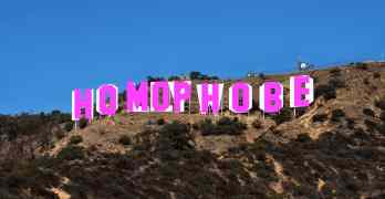 hollywood homophobia