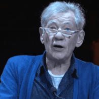 Ian McKellen Gets Choked Up Reading This Powerful Coming Out Letter – WATCH