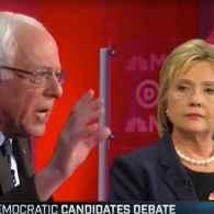 Bernie Sanders Hillary Clinton