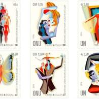 UN stamps gay rights