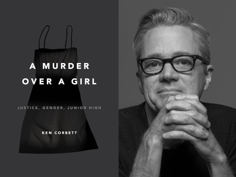 Ken Corbett Murder Over a Girl