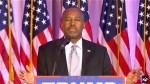 Ben Carson endorses Donald Trump