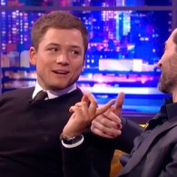 Taron Egerton to Play Elton John in 'Rocketman' Biopic