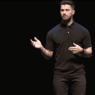 MUST WATCH: Kyle Krieger Gives Emotional TED Talk on Addiction and Growing Up Gay