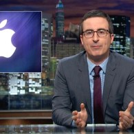 John Oliver Hacks the Apple-FBI Encryption Debate and Its Threat to Your Dick Pics: WATCH
