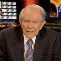 Pat Robertson: Why Would 'Tough Warriors in the NFL' Boycott Georgia Over Gay Rights? – WATCH