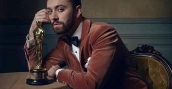 Sam Smith Vanity Fair via Instragram