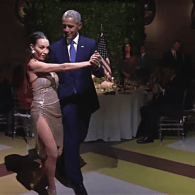 WATCH: President and Mrs. Obama Dance the Tango at State Dinner in Argentina