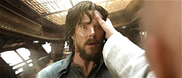 Benedict Cumberbatch Doctor strange trailer