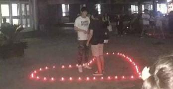 gay students china