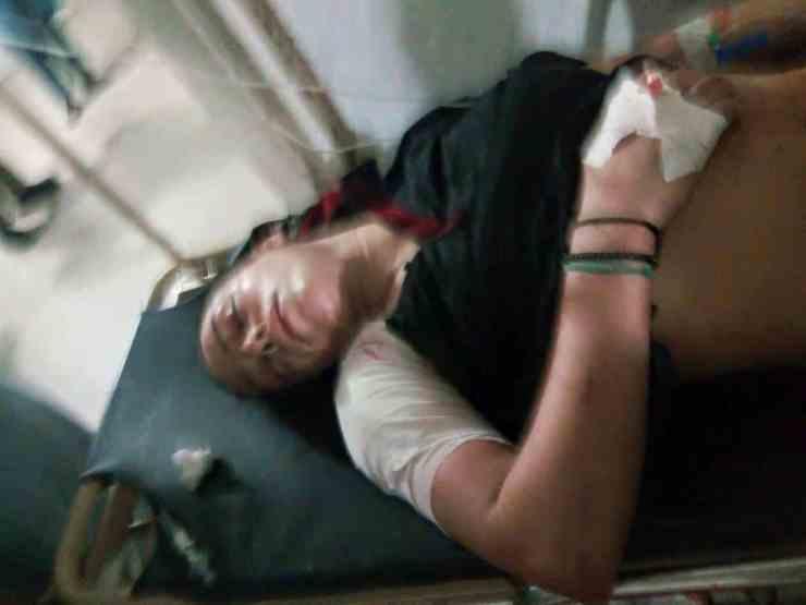 alesha transgender activist shot